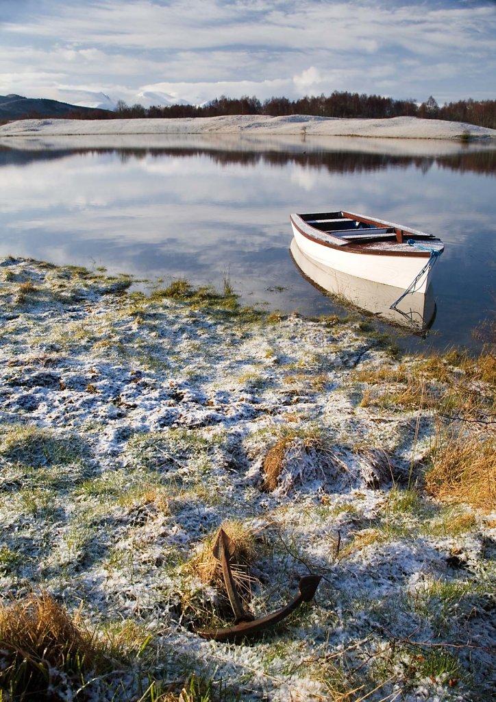 Avielochan Anchor.Cairngorms National Park