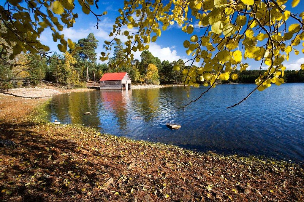 Loch Vaa Colour