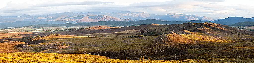 Duthil Panorama